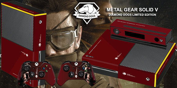 METAL GEAR THE PHANTOM PAIN XBOX ONE