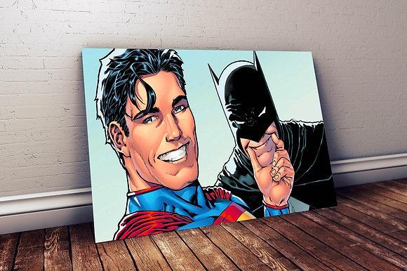 SUPERMAN LOVE BATMAN