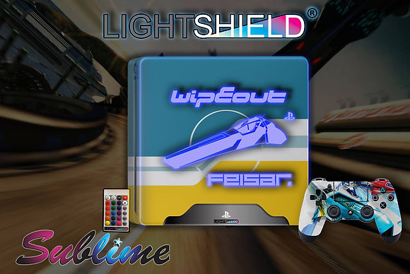 LIGHTSHIELD PS4 WIPEOUT