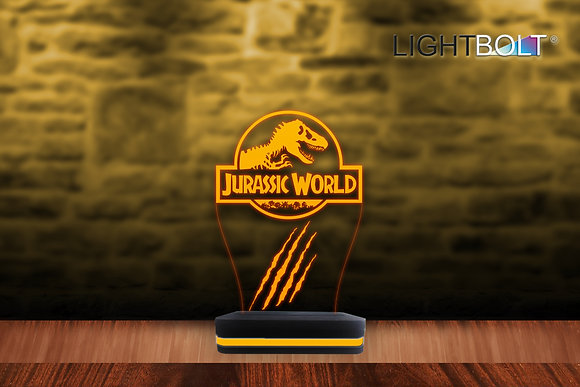LIGHTBOLT® JURASSIC WORLD