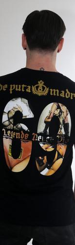 de puta madre 69 sexy tshirt