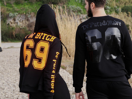 De Puta Madre69 Abbigliamento sportivo