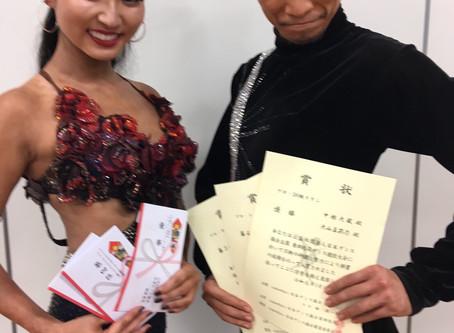 <競技会結果> 5/12(日) 浅草ダンスフェスティバル