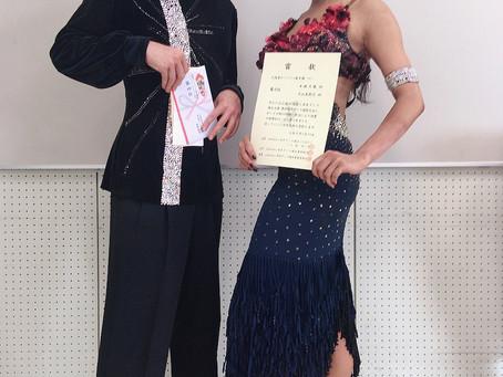 <競技会結果> 5/19(日) 群馬ダンスフェスティバル