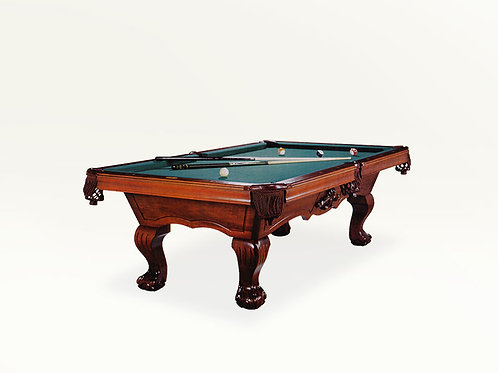 C12 IVORY AMERICAN POOL TABLE