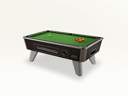 CM1 CITY BRITISH POOL TABLE ( 7ft )
