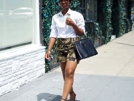How To Wear Printed Shorts | Fashion Over 30 | #TargetStyle