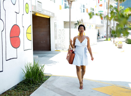 A Classic Summer Dress   What to Wear In Your 30's