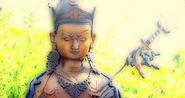 Break th Spell. Padmasambhava.