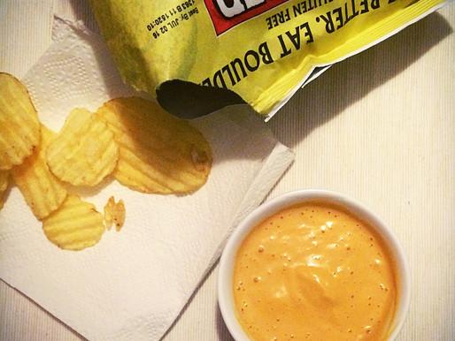 Superbowl Snack - Vegan Nacho Cheese Dip