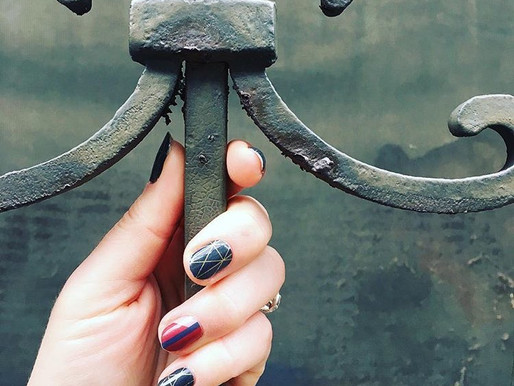 Jamberry Nails – New York inspired