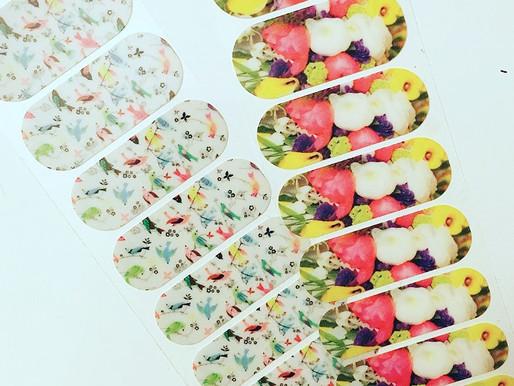 Jamberry Custom Nail Wraps