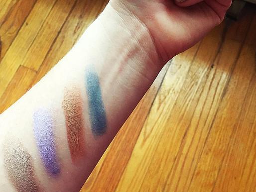 Product Review:  Benefit Cosmetics Creaseless Cream Eyeshadow