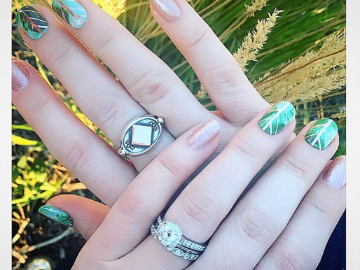 #MANIMONDAY - Coastal Green & Sea Meets Shore