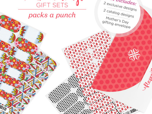 Mother's Day Gift Idea - Jamberry  Nails!