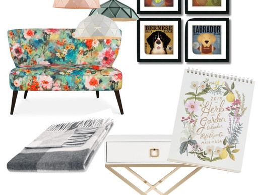 This week's top picks for home décor