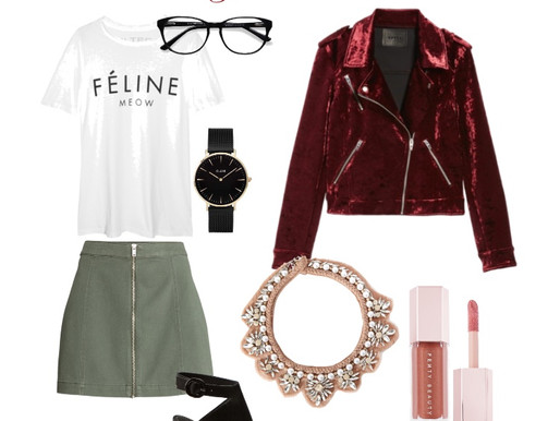 Fashionspiration - Autumn Luxe