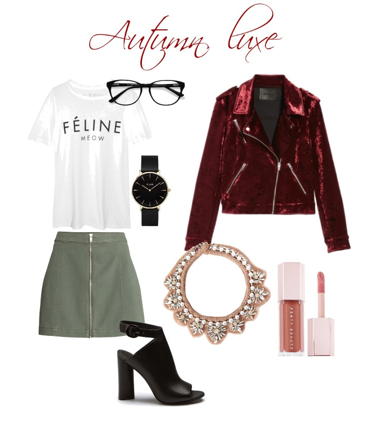 Click the photo to find where to purchase this outfit!