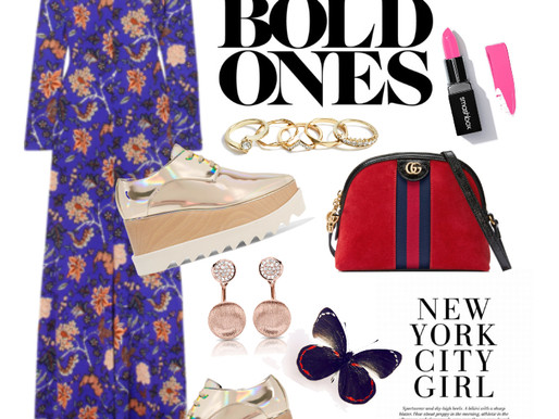 Friday Favs:  City Girl On-The-Go