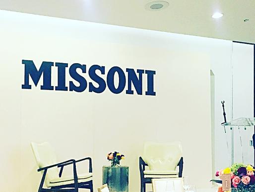 Event recap:  #FGIxMissoni