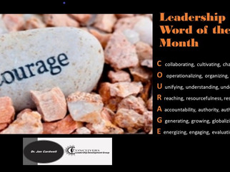Leadership Word of the Month