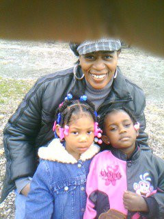 That Girl with grandchild and grand niec
