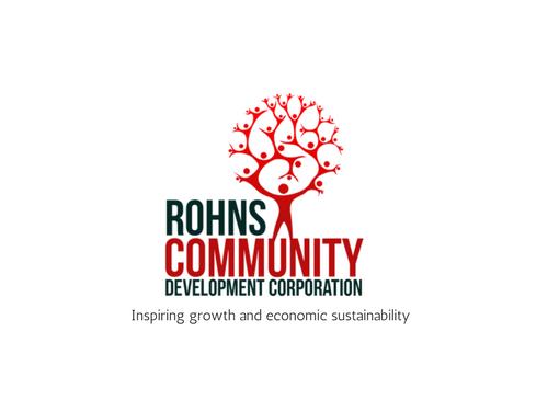 Rohns Community Logo Design
