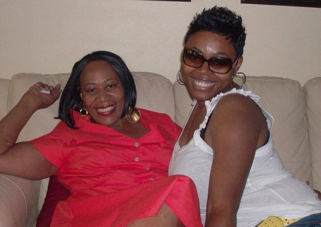 That Girl and daughter Teawanna