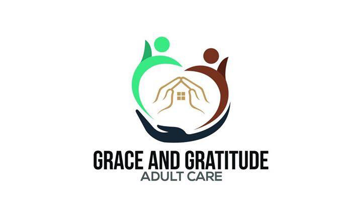 Grace and Gratitude Adult Care Logo