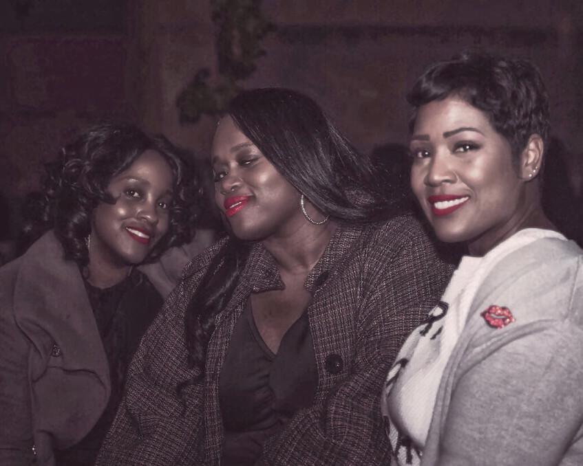 That Girl Tiffany, Natasha and Nicol