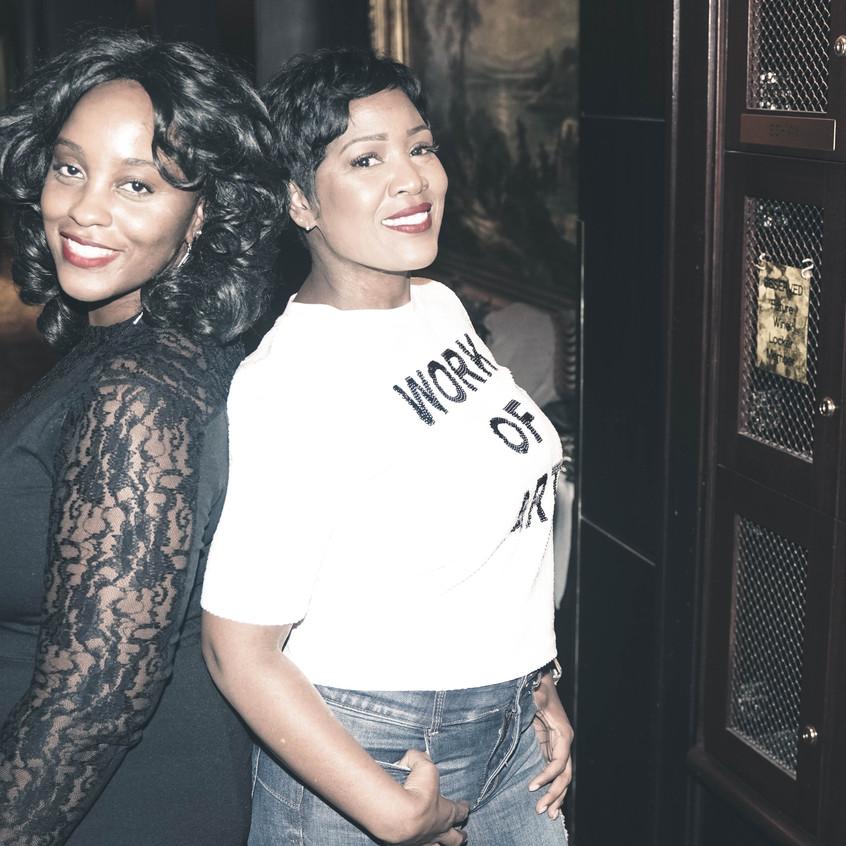 That Girl Tiffany and Nicole