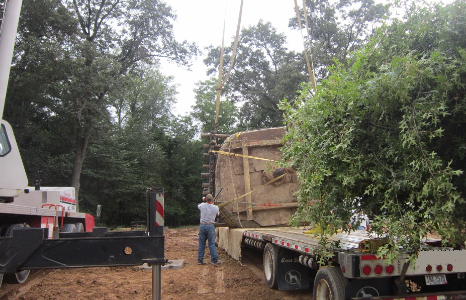 Day in Life of Large Tree Mover - 14