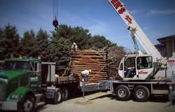 Zuks Tree Moving Private Residence 9