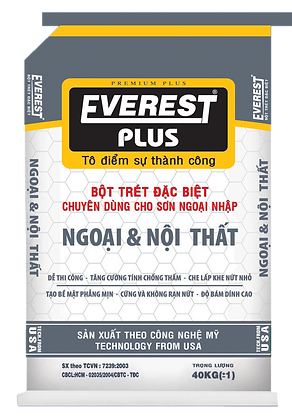 bột trét EVEREST PLUS