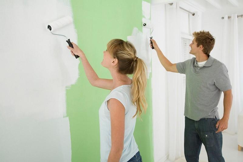 Lựa chọn sơn lót hiệu quả giúp tăng hiệu quả và bên màu