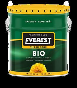 Sơn Ngoại thất cao cấp - EVEREST BIO, Sản phẩm sơn chất lượng cho ngồi nhà của bạn