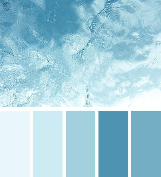 Màu xanh mang đến sự bình yên trong mắt con người