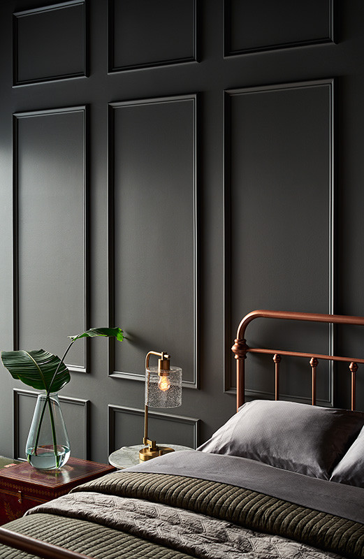 10 màu sơn màu xám tốt nhất mà các nhà thiết  kế sử dụng để cho căn phòng của bạn thêm hoàn hảo