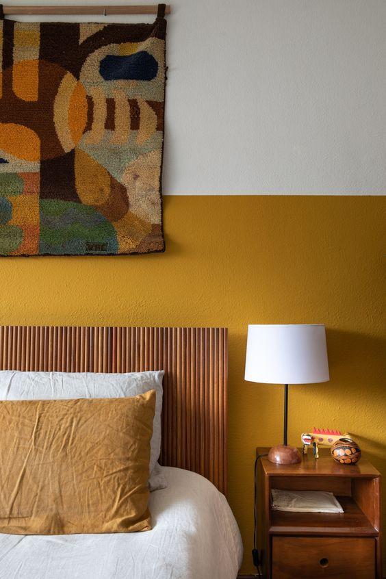 Phòng ngủ có ảnh hưởng nho nhỏ đến tâm trạng , sự nghiệp của gia chủ.