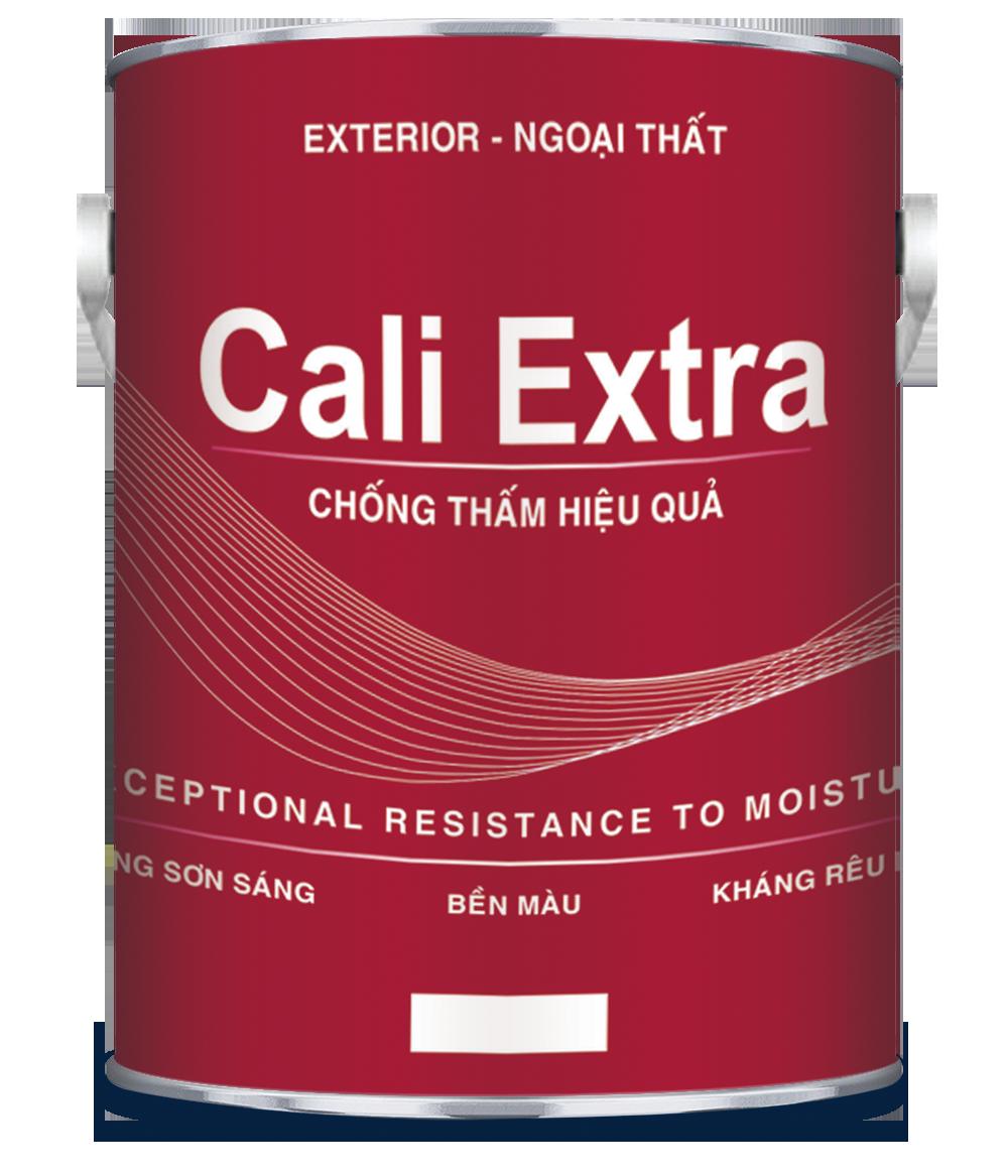 Sơn ngoại thất trung cấp  Cali Extra