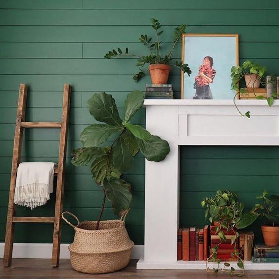 Màu xanh lá: tượng trưng cho sự cân bằng, sinh sôi nảy nở và sự phong phú.