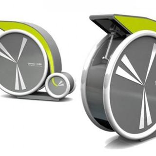 자전거 에어펌프 보관함