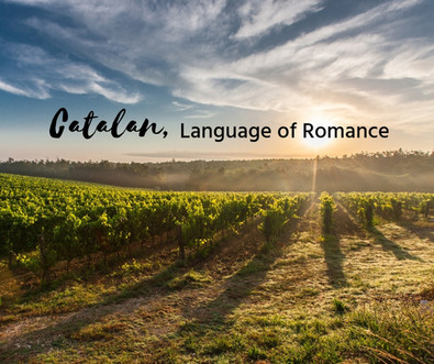 Catalan, Language of Romance