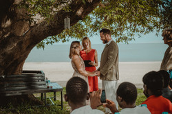 Wedding Vows at the Castle