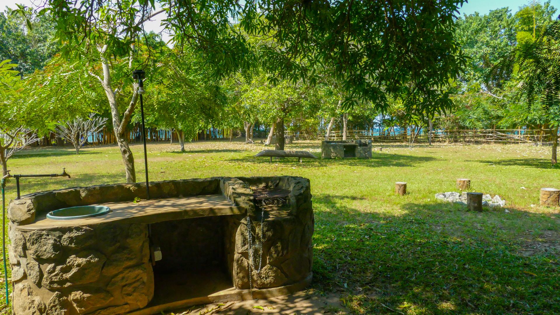 Camping at Kachere
