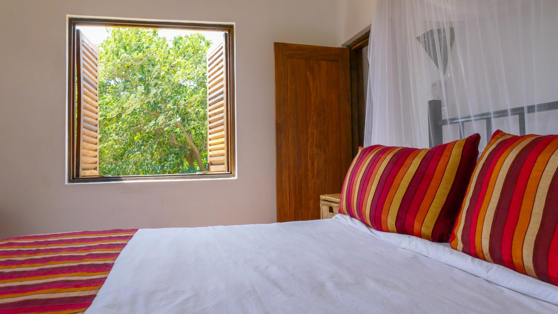 Upper Tower Suite Bedroom