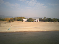 KK Arial lake to mountains