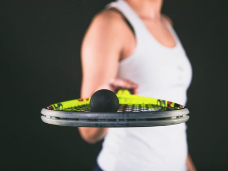 Anyone for squash?