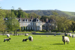Firle Place, East Sussex