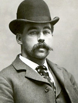 """S1-Episode 8: H. H. Holmes - """"H"""" stands for """"Horrible"""" (Air Date 01/16/20)"""